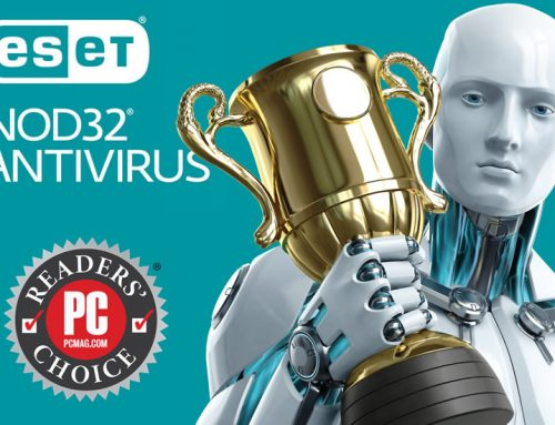 ESET Antivirus wins PC Mags Readers Choice Award 2019