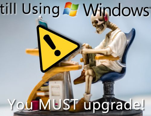 Still using Windows 7? You NEED to upgrade to Windows 10 URGENTLY!
